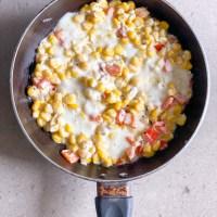 Creamy Korean-Style Corn Cheese