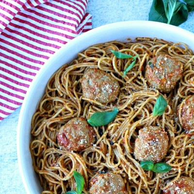 Recipe Resuscitation: Spaghetti & Meatballs