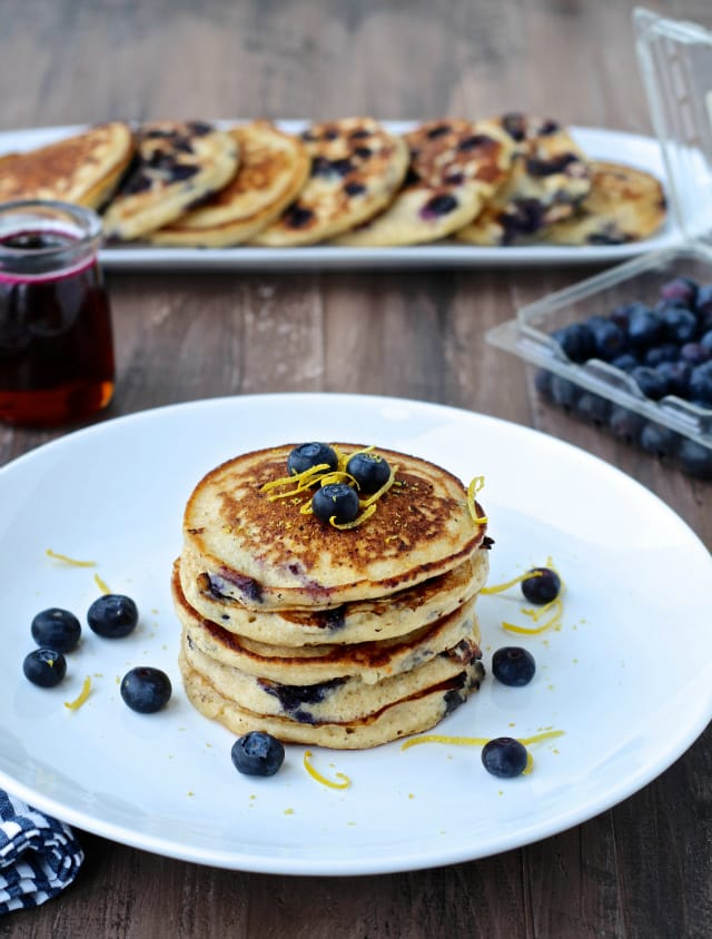 #pancakes #Driscolls #blueberries #BlueberryPancakeDay #MothersDay
