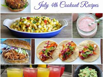 Dining with the Doc: July 4th Cookout Recipes