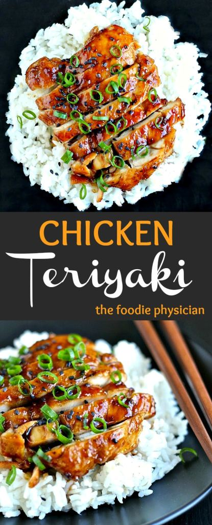 Chicken Teriyaki | @foodiephysician
