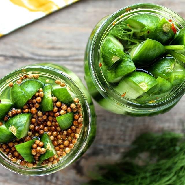 #pickles #reciperedux #DIY