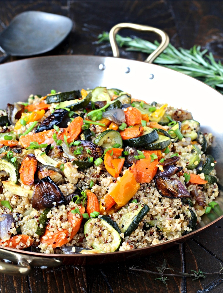 Ingredient 911: Quinoa- The New Super Food @foodiephysician