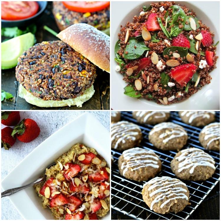The Versatility of Quinoa   @foodiephysician