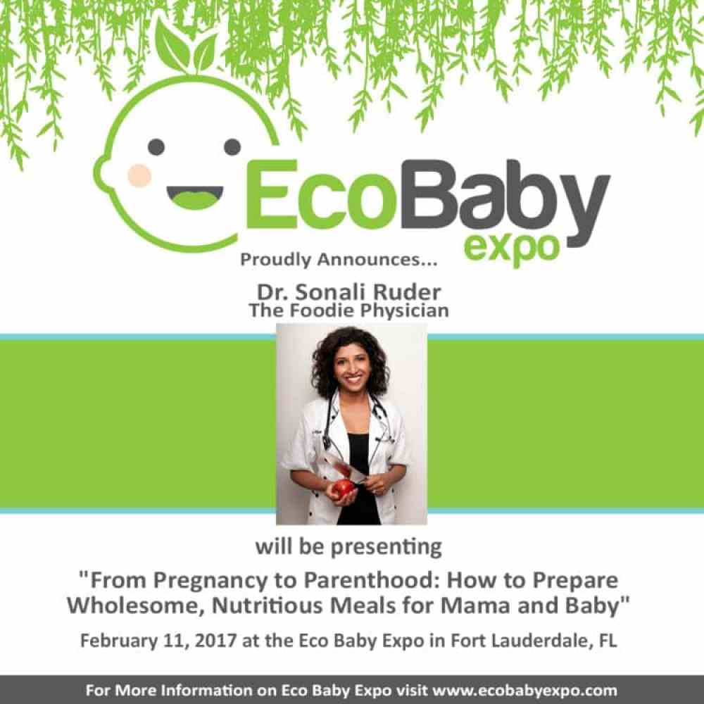 Eco Baby Expo | @foodiephysician