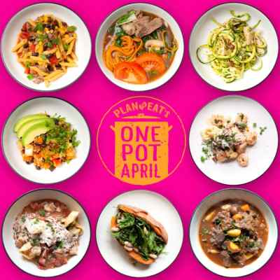 Meal Planning: Plan to Eat One-Pot Challenge | @foodiephysician