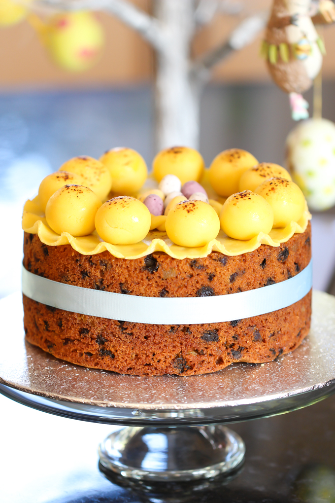 Easter Cakes Recipes Bbc