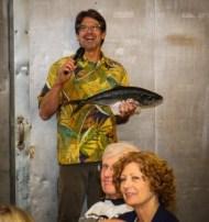 Dan with Fish