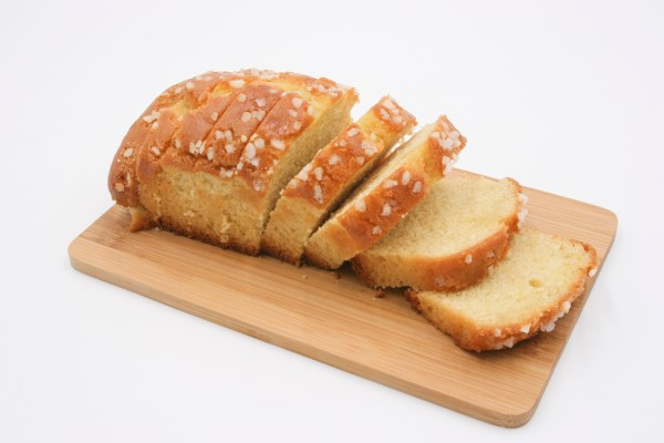 Sliced Lemon Loaf