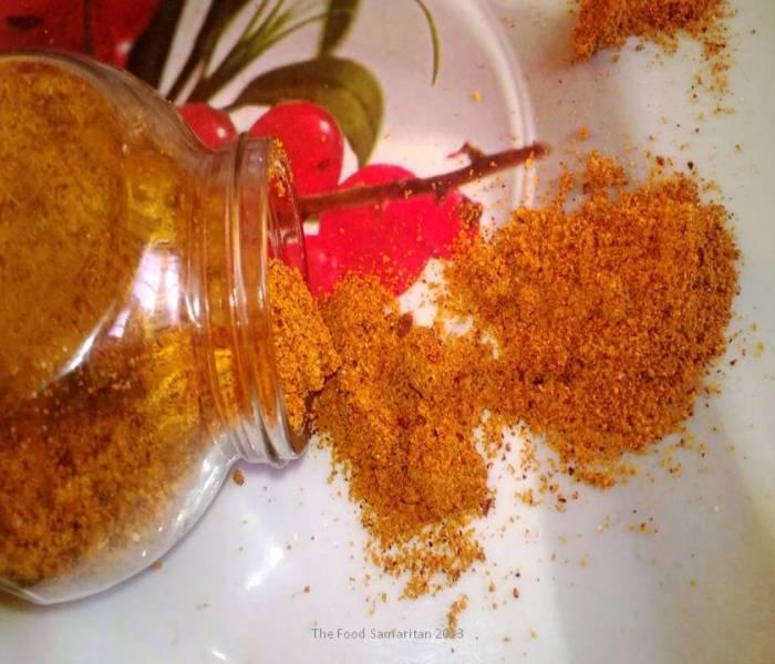 South Indian Gun Powder/Idli Powder/Molagapodi/Milagapodi