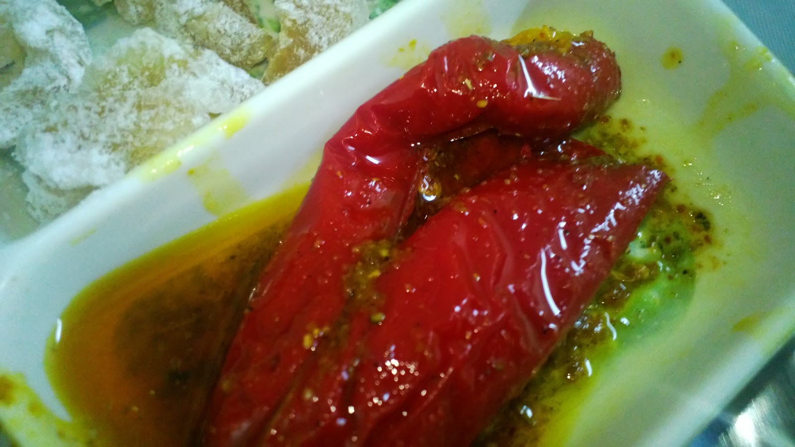 Red Chili Pickle
