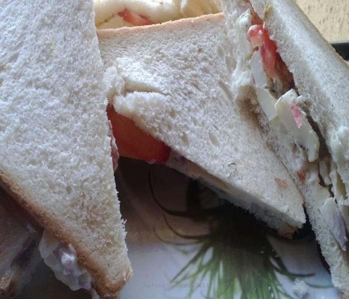 Quick Vegetable Sandwiches