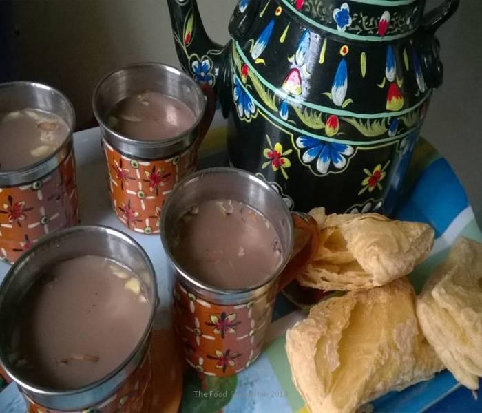 Kahwa Chai(Kashmiri Pink Tea)