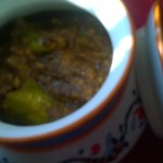 Green Chili Pickle – Version 2