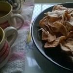 Homemade Potato chips/wafers/crisps