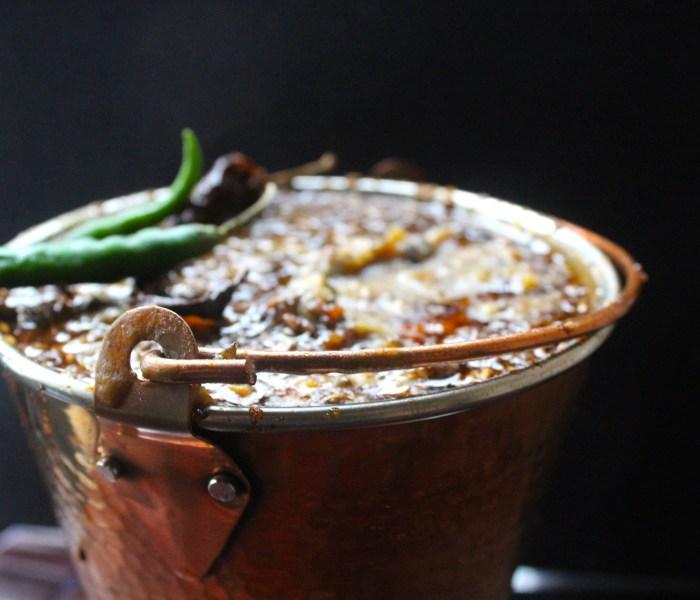 Dal Banjara (A delicious way of preparing Lentils in Rajasthan) !