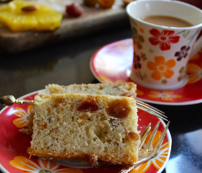 White Fruit Cake/Light Fruit Cake