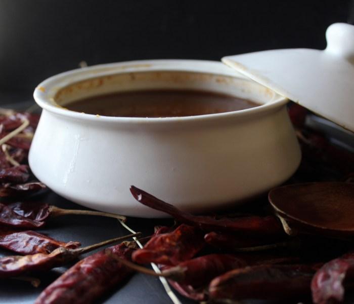 Thai Sweet Chilli Sauce (Nam Chim Kai)