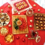 A low FODMAP Christmas Party