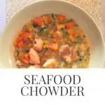 Seafood Chowder