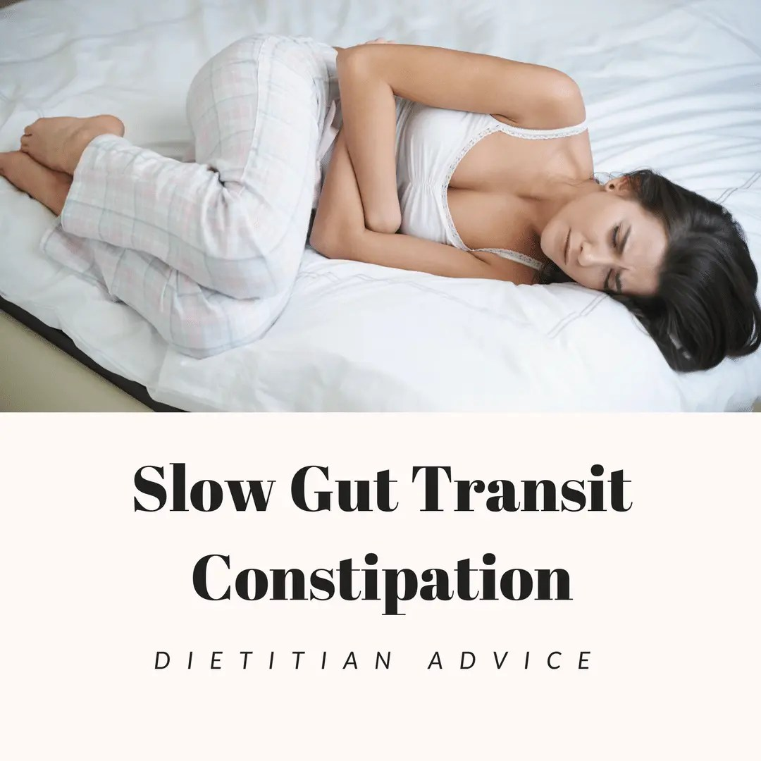 Slow transit constipation