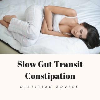 slow gut transit constipation