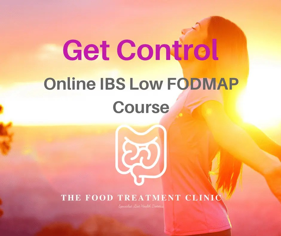 online low fodmap course