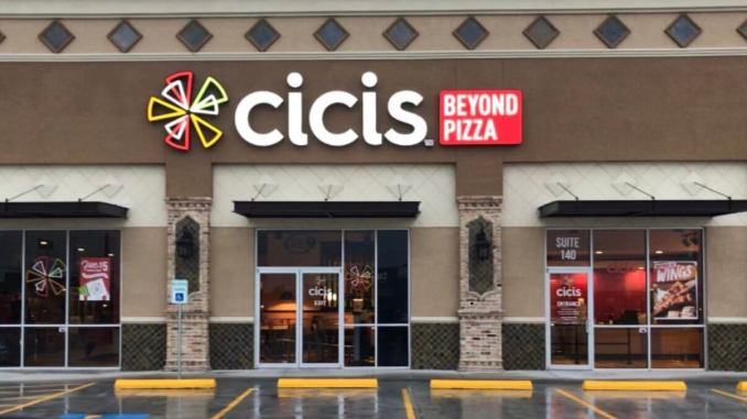 CiCi's Pizza restaurant