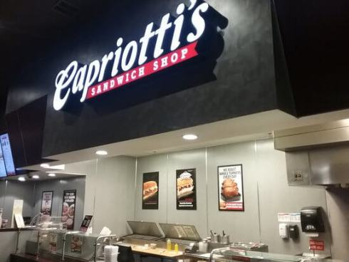 Capriotti's franchise