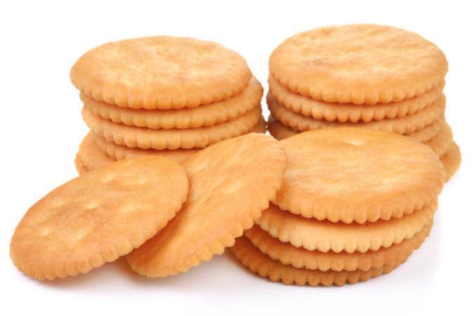 Ritz Crackers Recipe Make Ritz Crackers At Home Thefoodxp
