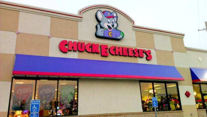 Chuck E. Cheese franchise