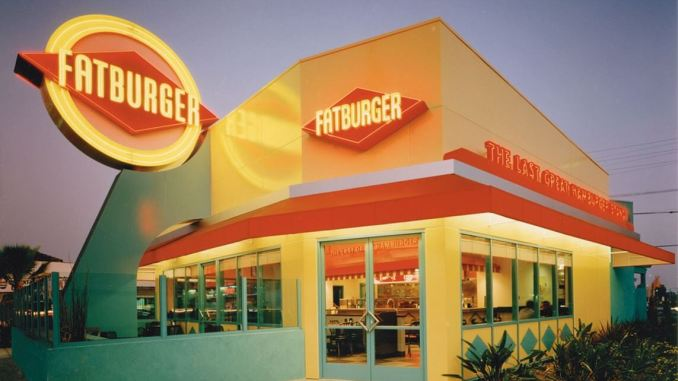 Fatburger restaurant
