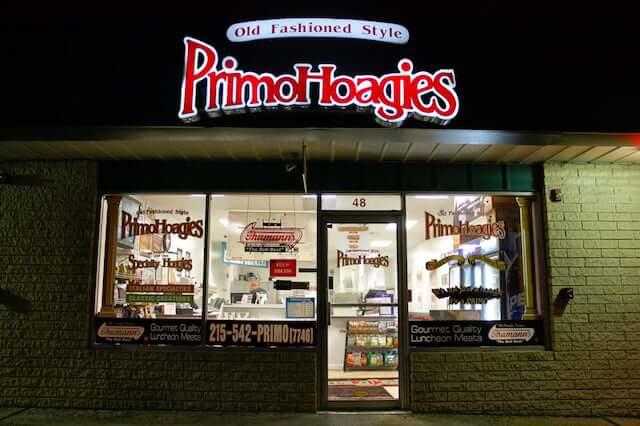 Primo Hoagies franchise