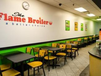 The Flame Broiler restaurant