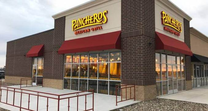 Pancheros Mexican Grill Franchise