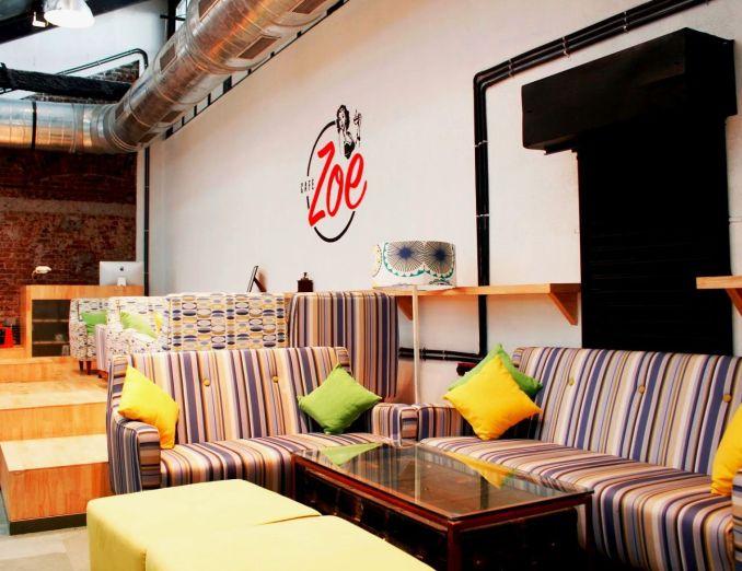 Cafe Zoe