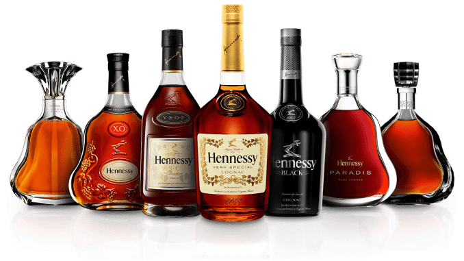 Hennessy prices