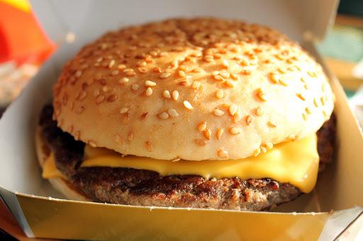 McDonald's Gluten-Free menu