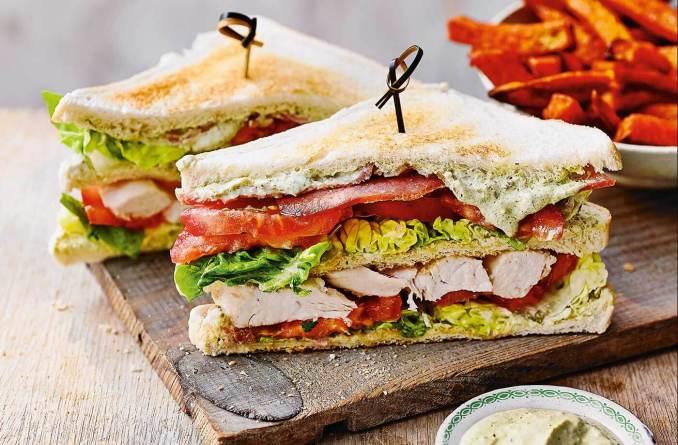 Club Sanwich Recipe