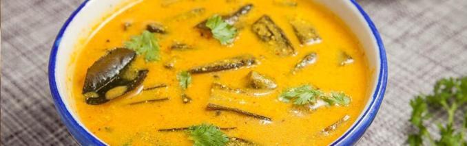 Bhinda Ni Curry recipe