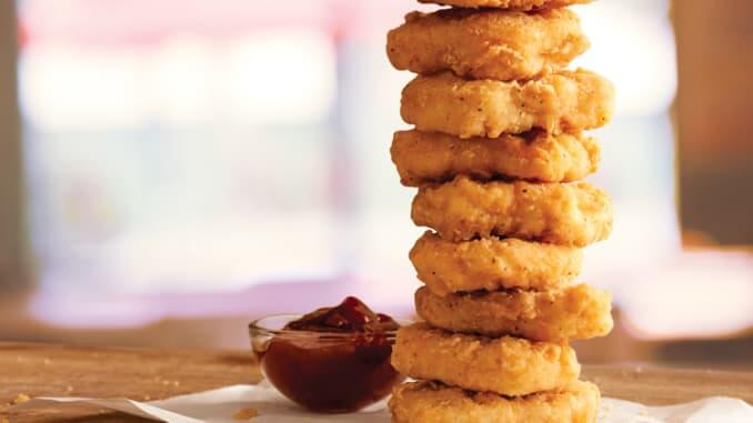 Burger King Chicken Nuggets recipe