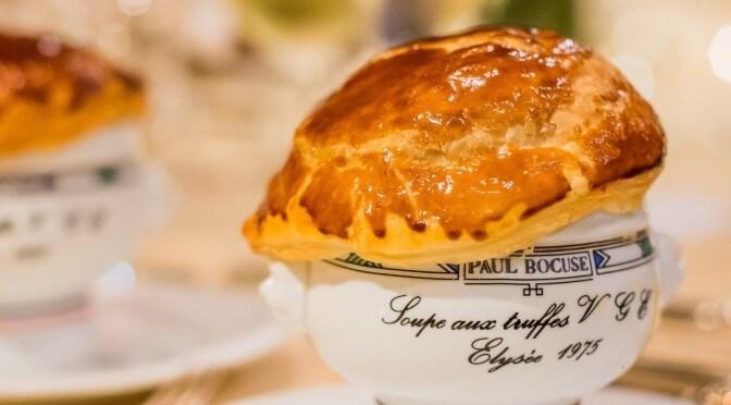 Chef Paul Bocuse Black Truffle Soup Recipe
