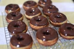 Chocolate Glazed Donuts Recipe