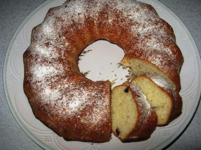 Crack Cake recipe