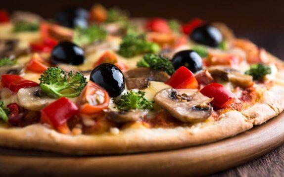 Gabriel Pizza menu
