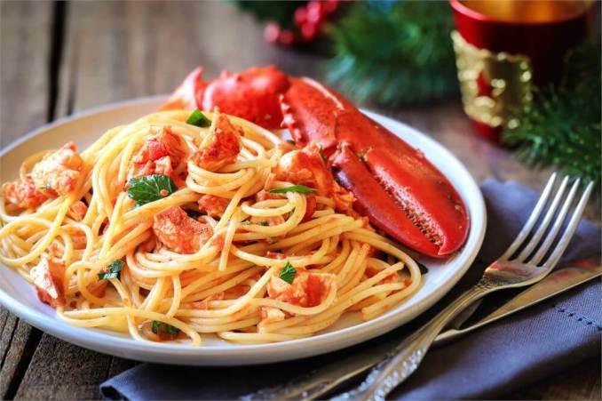 Gordon Ramsay Lobster Capellini recipe