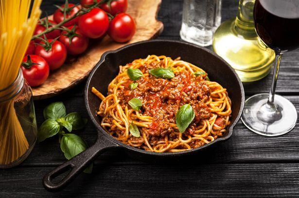Gordon Ramsay Spaghetti Bolognese Recipe