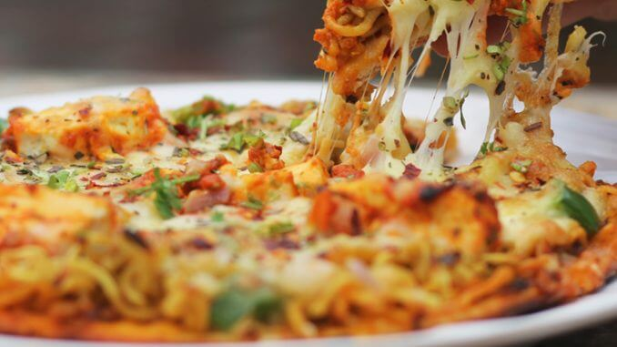 Maggi Pizza recipe without Egg