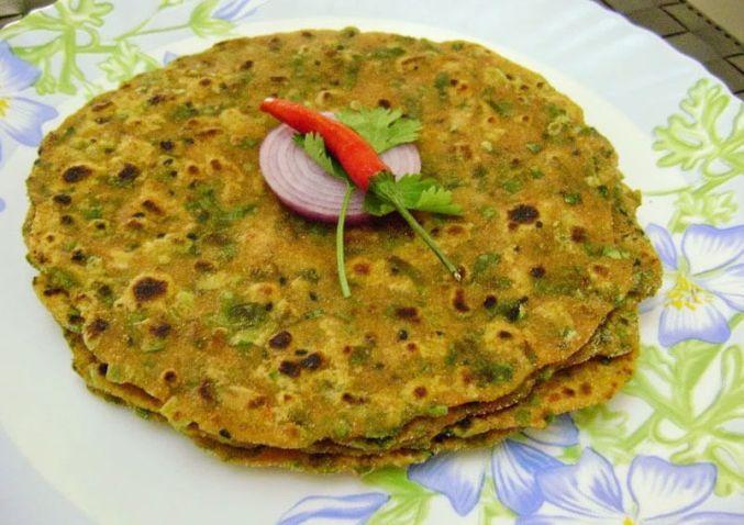 Moong Dal Parantha recipe