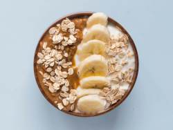 Peanut Butter Banana Oatmeal recipe